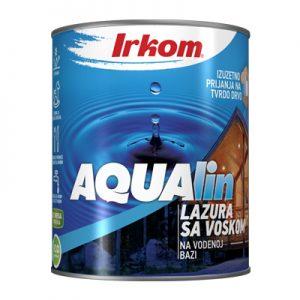 Irkom AQUA vodena lazura sa voskom i UV stabilizatorima