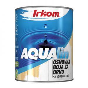 Irkom AQUAlin vodena osnovna boja za drvo