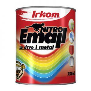 Irkom Nitro Emajl lak za drvo i metal