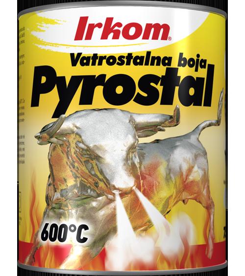Irkom PYROSTAL - vatrostalna boja za metal