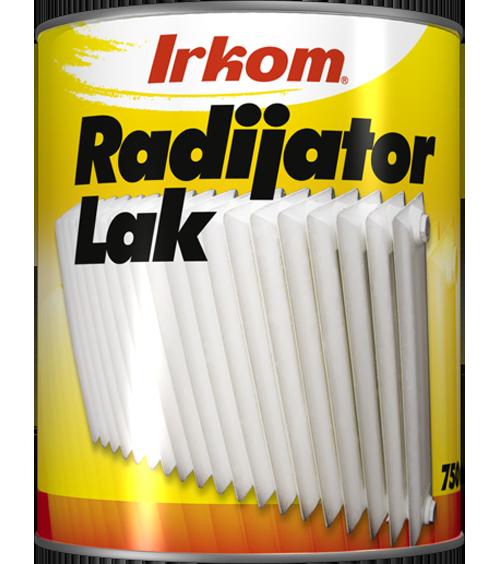 Irkom Radijator lak - uljana boja za radijatore