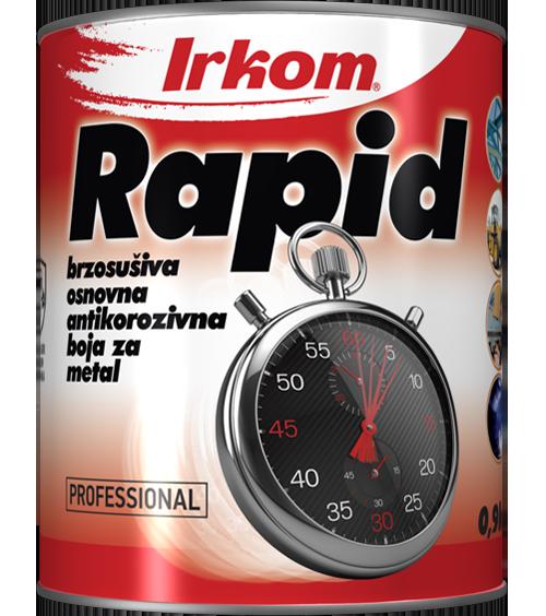 Irkom RAPID - brzosušiva osnovna antikorozivna boja za metal