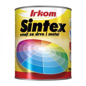 Irkom Sintex - uljana boja za drvo i metal