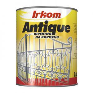 Irkom ANTIQUE direktno na koroziju - boja za metal