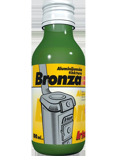Irkom Alu Bronza - aluminijumska tinktura
