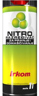 Irkom Nitro razređivač za pranje i odmašćivanje
