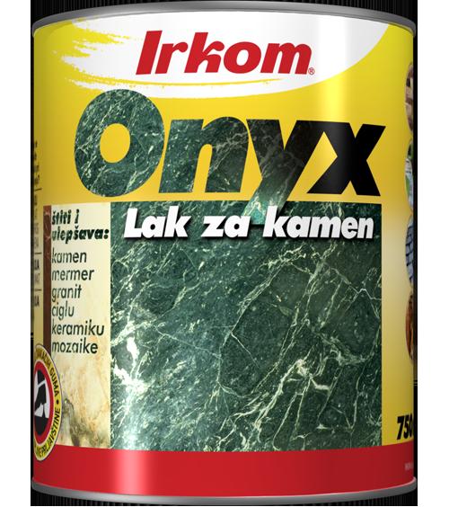 Irkom Onyx lak za kamen