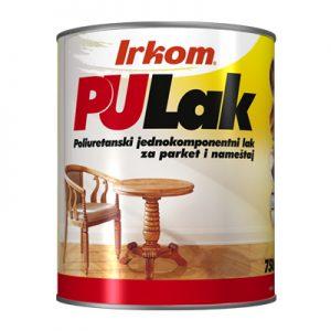 Irkom PU lak - poliuretanski lak za parket i nameštaj