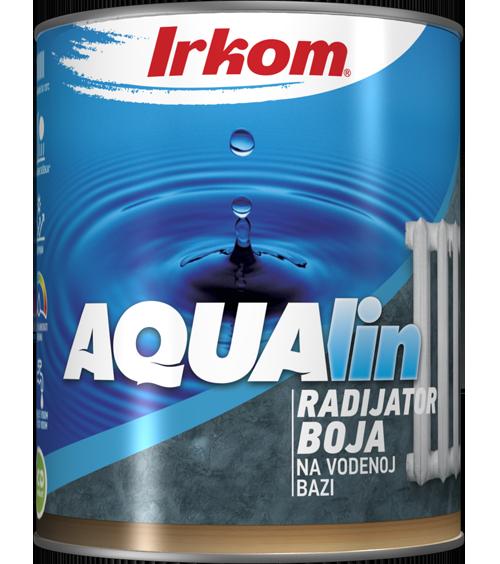 Irkom AQUA lak - vodena boja za radijatore