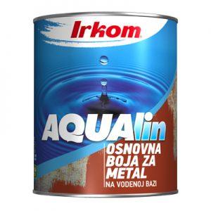 Irkom AQUAlin - vodena osnovna boja za metal