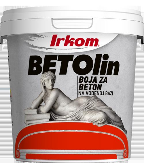 Betolin - Boja za beton na vodenoj bazi