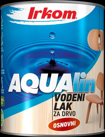Irkom AQUAlin vodeni lak osnovni