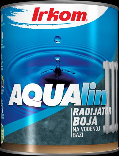 Irkom AQUAlin lak - vodena boja za radijatore